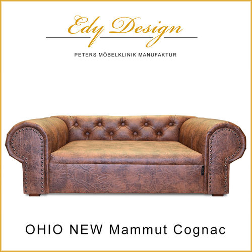 OHIO NEW Mammut Cognac