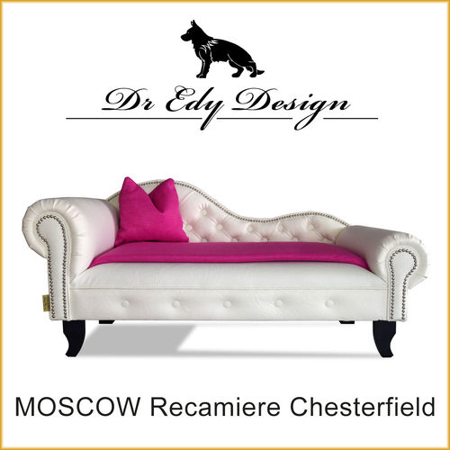 MOSCOW Chesterfield Recamiere  XXL