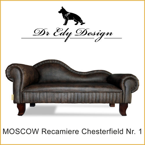 MOSCOW Nr. 1. Chesterfield Recamiere  XXL