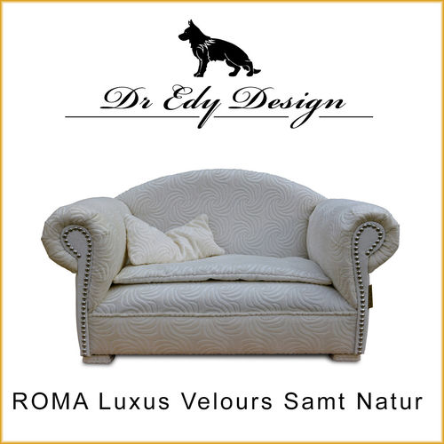 Dog Bed ROMA Natur